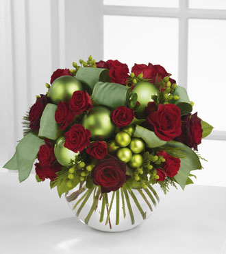 FTD® Holiday Bliss™ Bouquet - Greatest