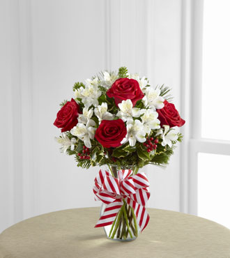 FTD® Holiday Enchantment™ Bouquet