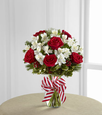 FTD® Holiday Enchantment™ Bouquet - Greater