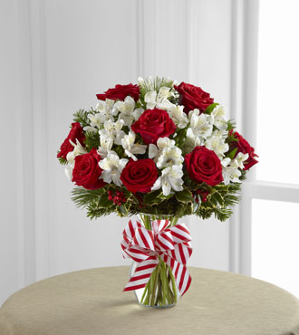 FTD® Holiday Enchantment™ Bouquet - Greatest