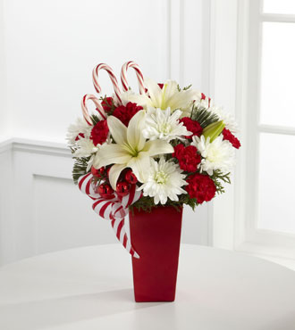 FTD® Holiday Happiness™ Bouquet From  $60
