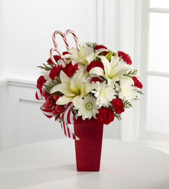 FTD® Holiday Happiness™ Bouquet - Greater