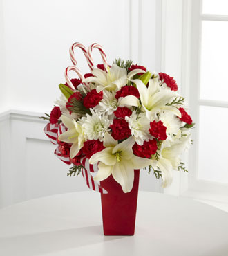 FTD® Holiday Happiness™ Bouquet - Greatest
