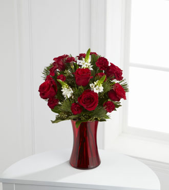 FTD® Holiday Romance™ Bouquet From  $95