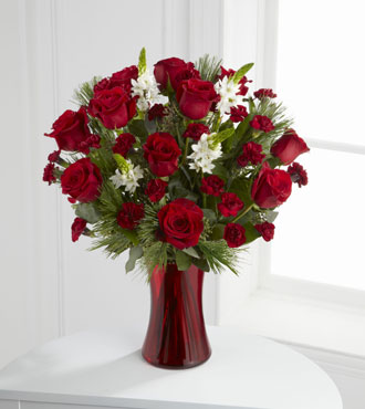 FTD® Holiday Romance™ Bouquet - Greatest