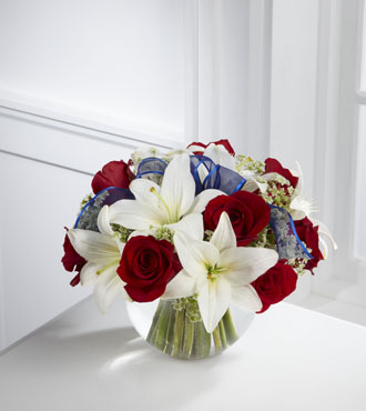 FTD® Independence™ Bouquet - Greater