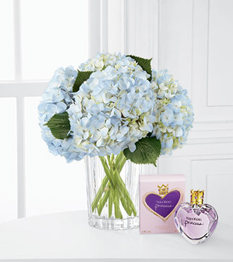 FTD® Joyful Inspirations™ Bouquet by Vera Wang with Fragrance