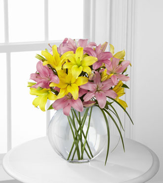 FTD® Lilies & More™ Bouquet From  $95