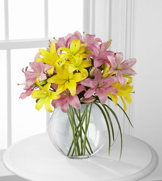 FTD® Lilies & More™ Bouquet - Greater