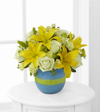 FTD® Little Boy Blue™ Bouquet - Greater
