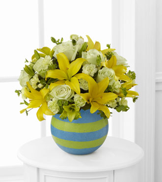 FTD® Little Boy Blue™ Bouquet - Greatest