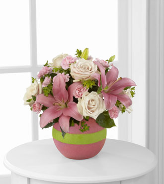 FTD® Little Miss Pink™ Bouquet - Great