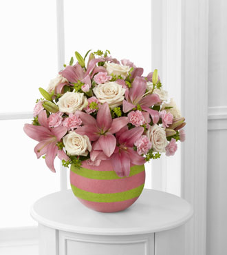 FTD® Little Miss Pink™ Bouquet - Greatest