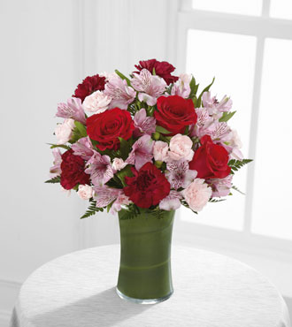 FTD® Love In Bloom™ Bouquet - Greater
