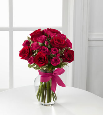 FTD® Love-Struck™ Rose Bouquet From  $85