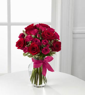 FTD® Love-Struck™ Rose Bouquet