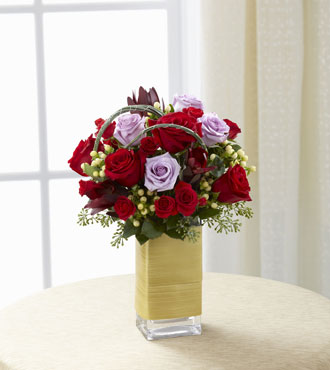 FTD® Lush Life™ Rose Bouquet From  $120