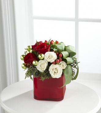 FTD® Merry & Bright™ Bouquet From  $65