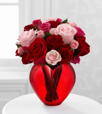 FTD® My Heart to Yours™ Rose Bouquet