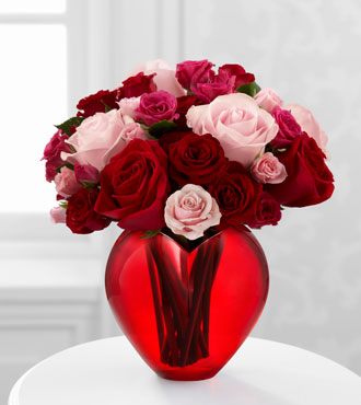 FTD® My Heart to Yours™ Rose Bouquet - Greatest