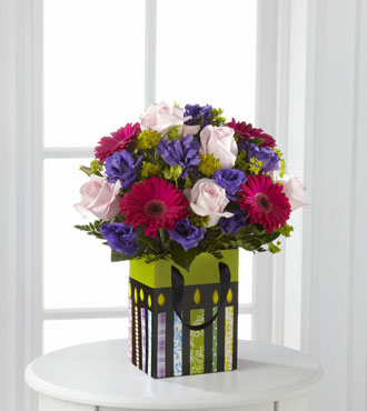 FTD® Perfect Birthday Gift Bouquet