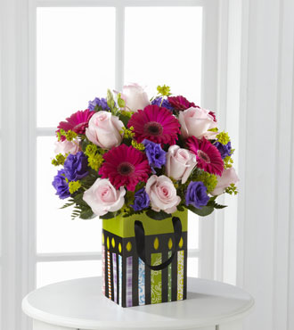 FTD® Perfect Birthday Gift Bouquet - Greatest