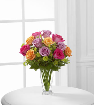 FTD® Pure Enchantment™ Rose Bouquet