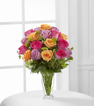 FTD® Pure Enchantment™ Rose Bouquet - Greater
