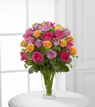 FTD® Pure Enchantment™ Rose Bouquet - Greatest