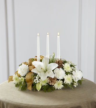 FTD® Season's Glow™ Centerpiece