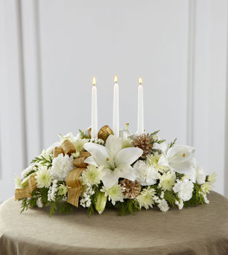 FTD® Season's Glow™ Centerpiece - Greatest