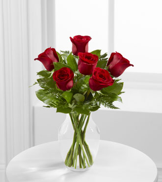 FTD® Simply Enchanting™ Rose Bouquet