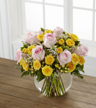 FTD® Soft Serenade™ Rose Bouquet - Greater