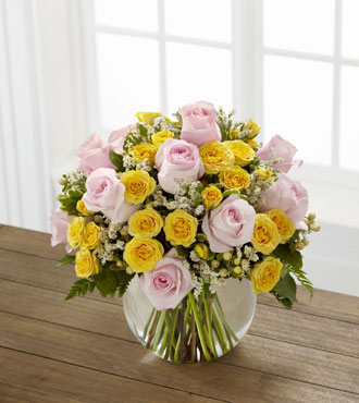 FTD® Soft Serenade™ Rose Bouquet - Greatest
