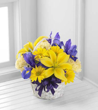 FTD® Spirit of Spring™ Basket