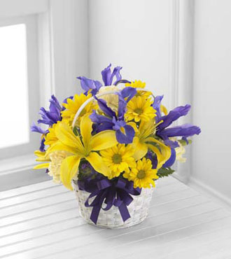 FTD® Spirit of Spring™ Basket - Greater