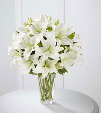 FTD® Spirited Grace™ Lily Bouquet From  $120