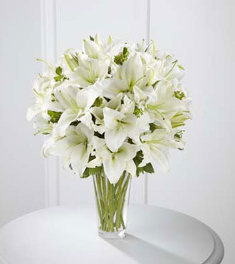 FTD® Spirited Grace™ Lily Bouquet - Greater