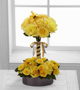 FTD® Sun Blushed™ Rose Bouquet