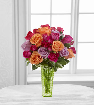 FTD® Sun's Sweetness™ Rose Bouquet by Better Homes and Gardens® - Greater