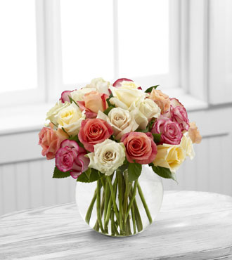 FTD® Sundance™ Rose Bouquet - Greater