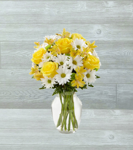 FTD® Sunny Sentiments™ Bouquet - Great