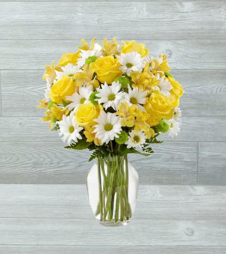 FTD® Sunny Sentiments™ Bouquet