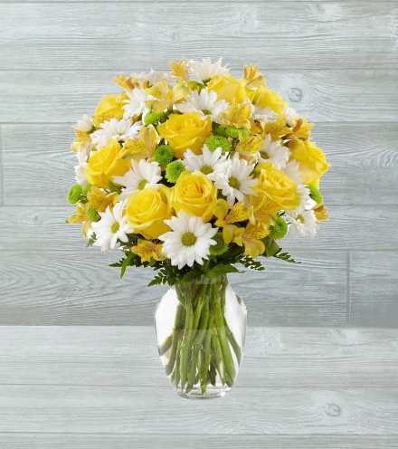 FTD® Sunny Sentiments™ Bouquet - Greatest