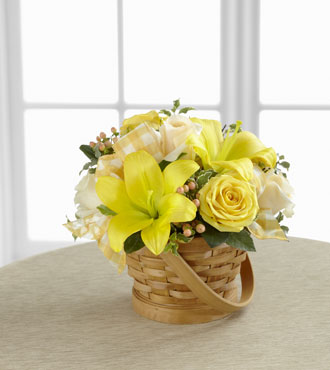 FTD® Sunny Surprise™ Basket