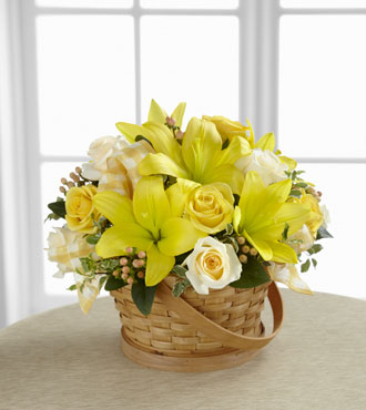 FTD® Sunny Surprise™ Basket - Greatest
