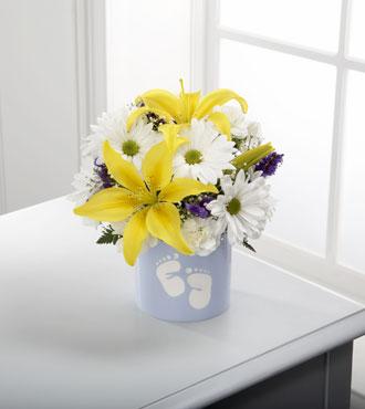 FTD® Sweet Dreams® Bouquet - Boy From  $60