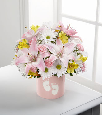 FTD® Sweet Dreams® Bouquet - Girl - Greatest