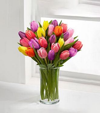 FTD® Tender Tulips™ Bouquet
