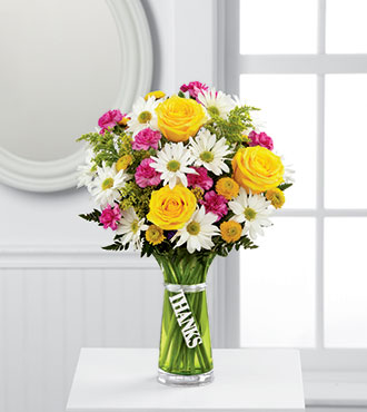 FTD® Thanks Bouquet